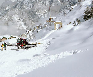 Auli Soulitude In The Himalayas