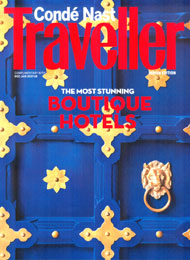 Conde Nast Traveller Featuring Soulitude