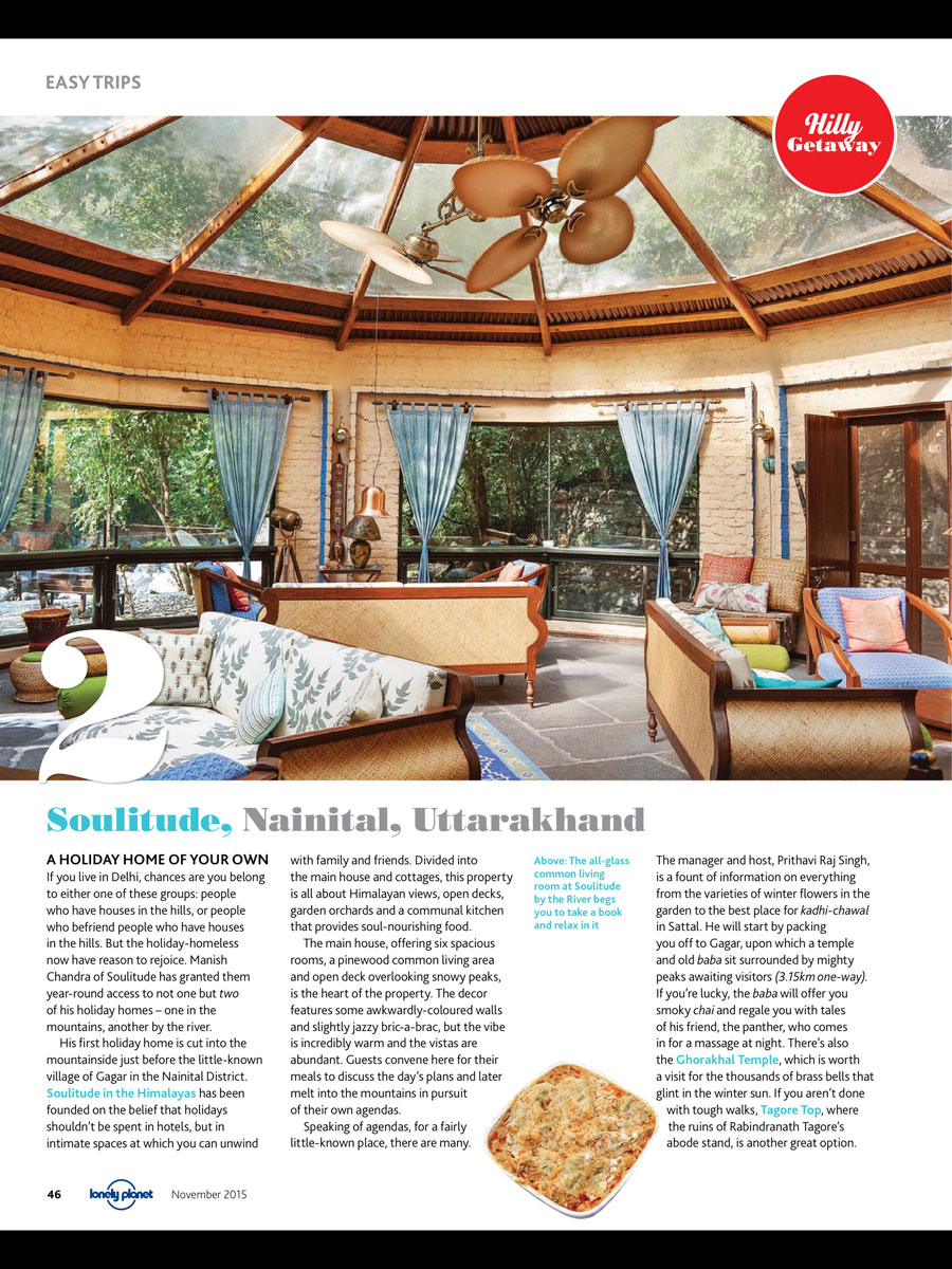 Soulitude-Lonely Planet-Article