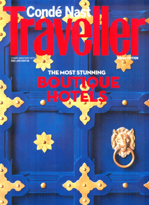 Conde Nast Traveller Featuring Soulitude