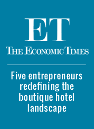 The Economic Times Featuring Soulitude