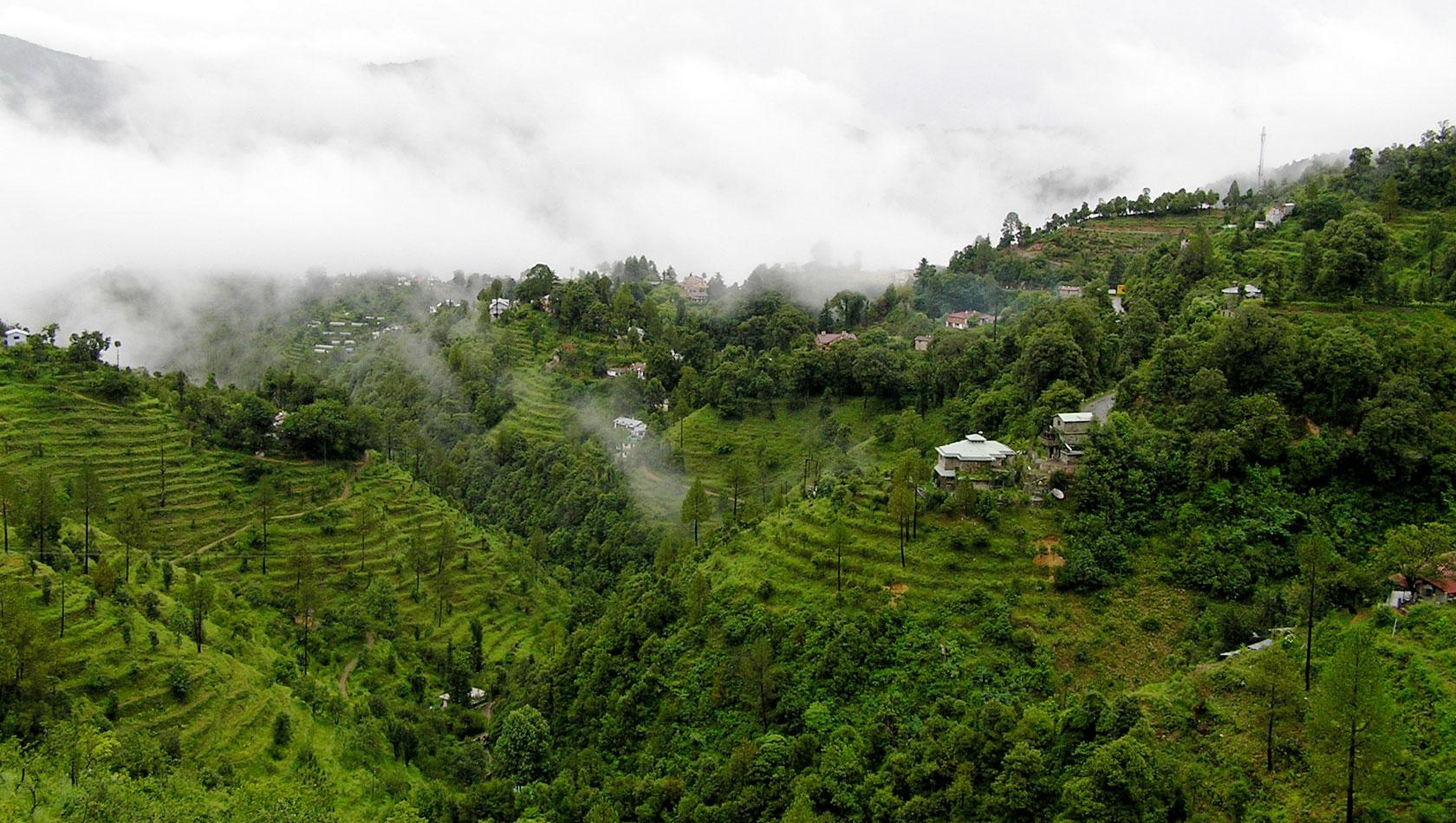 gagar-valley