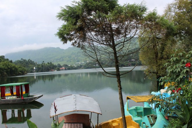 naukuchiatal-lake