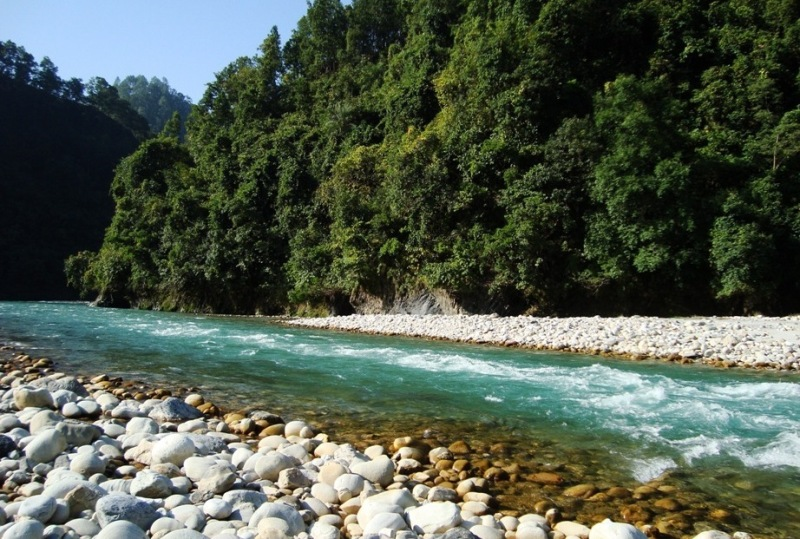 river in pithoragarh